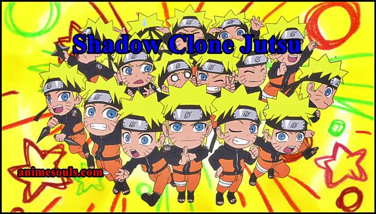 Shadow Clone Jutsu Anime Souls Naruto uses shadow clone jutsu for the first time to save iruka and becomes a genin ➤subscribe. shadow clone jutsu anime souls