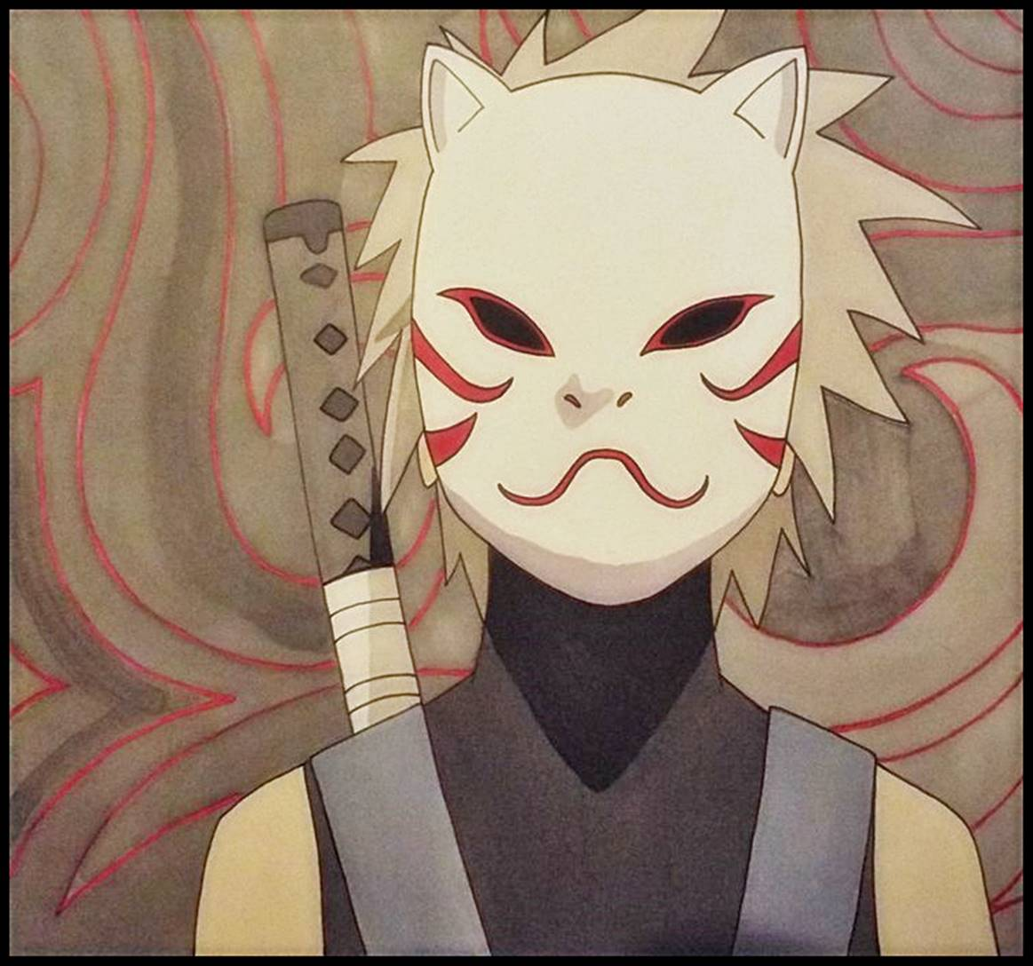 Do The Anbu Masks In Naruto Have Any Meaning Anime Souls