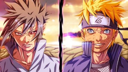 Naruto vs Sasuke's Final Battle Will Be in Colour Form | ANIME SOULS