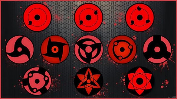 All 14 Mangekyō Sharingan Users And All About Them Anime Souls