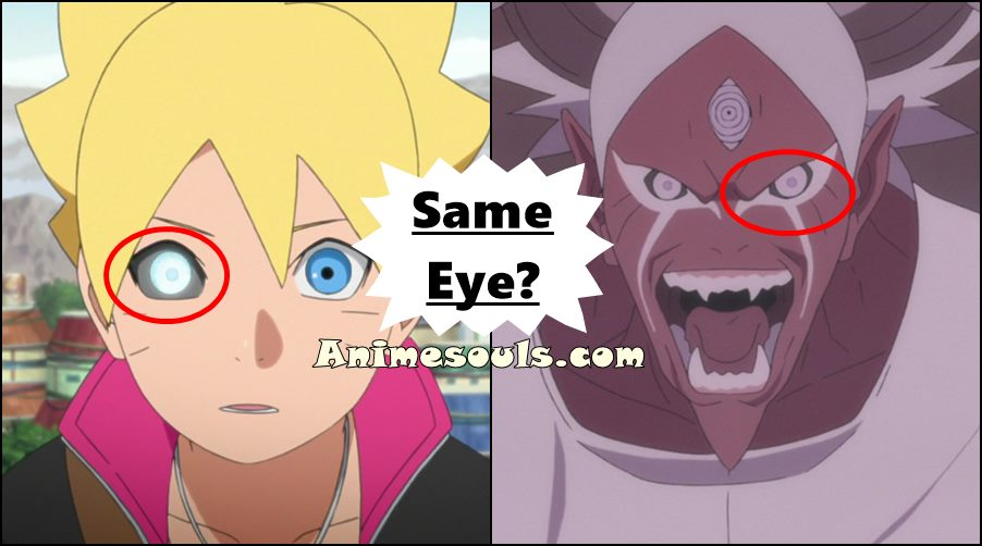 What they are same boruto and momoshiki eyes are connected what they are same boruto and momoshiki eyes are connected answer logic stopboris Images