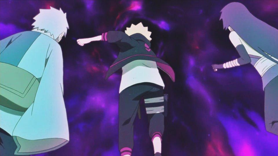 Boruto Can Use Space Time Teleportation Ninjutsu Anime Souls Page 2